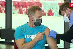 """Cezary Pazura po 2. dawce szczepionki. """"Jestem bardzo szczęśliwy"""""""