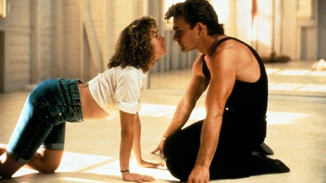 """Scena z filmu """"Dirty Dancing"""""""