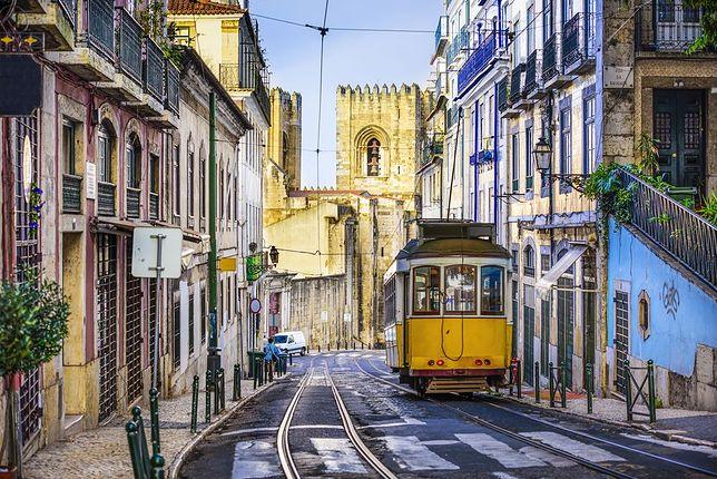 Lizbona ma rozbudowaną sieć komunikacyjną