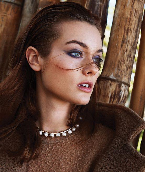 """Polska modelka w sesji dla """"Marie Claire US"""""""