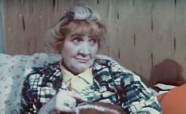 Marta Mirska w 1980 r.