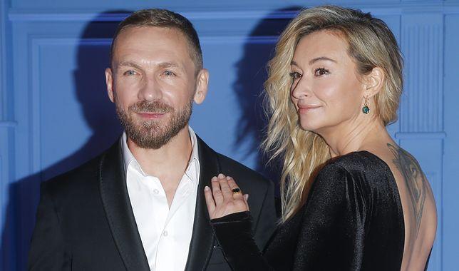 Przemysław Kossakowski i Martyna Wojciechowska rozstali się trzy miesiące po ślubie