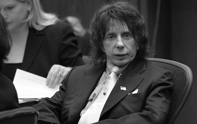 Śmierć Phila Spectora. Była żona skandalisty zabrała głos