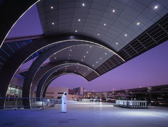 Lotnisko w Dubaju wprowadziło skanowanie twarzy