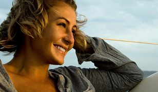 Marta Sziłajtis-Obiegło: samotna na środku oceanu