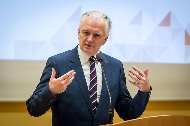 Jarosław Gowin na razie nie zdradza nazwy nowej partii