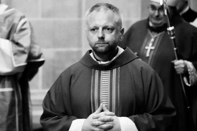 Nie żyje ksiądz Paweł Mielecki. Miał 42 lata