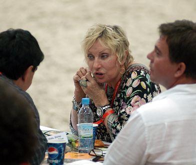 Shirley Watts ciepło mówi o Marku Treli