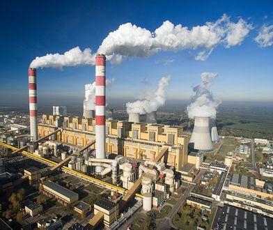 Mężczyzna podczas pracy w Elektrowni Bełchatów spadł z podestu i zginął na miejscu