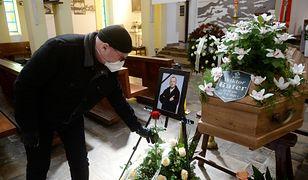 Pogrzeb Wiktora Batera