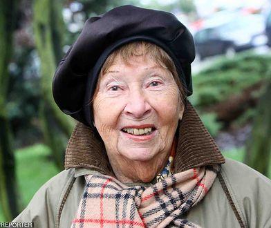 Irena Kwiatkowska do końca zachowywała pogodę ducha