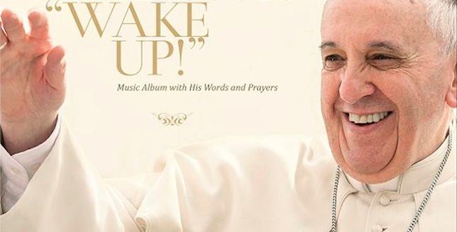 Papież Franciszek wydał płytę
