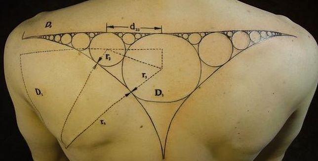 Tatuaż jest oznaką dobrych genów?