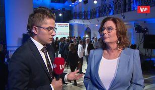 Kidawa-Błońska: opozycja zyskała zaufanie Polaków