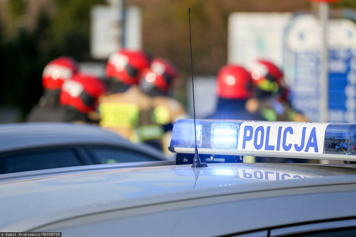 Tragedia na A4 koło Prószkowa. Droga przez kilka godzin była zablokowana