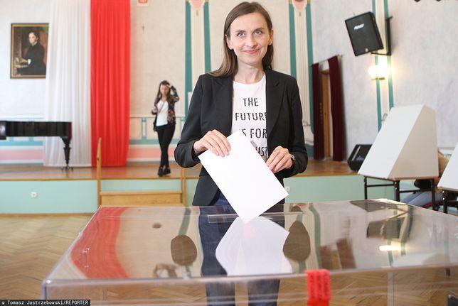 Europosłanka Sylwia Spurek (zdj. arch.)