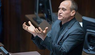 Paweł Kukiz nie obawia się pozwów za ostry wpis