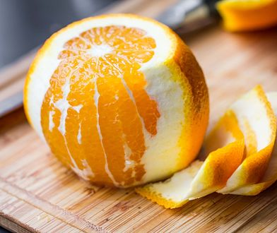 Ocet pomarańczowy i nie tylko