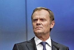 Zaskakująca reakcja Donalda Tuska. W co gra szef Rady Europejskiej?