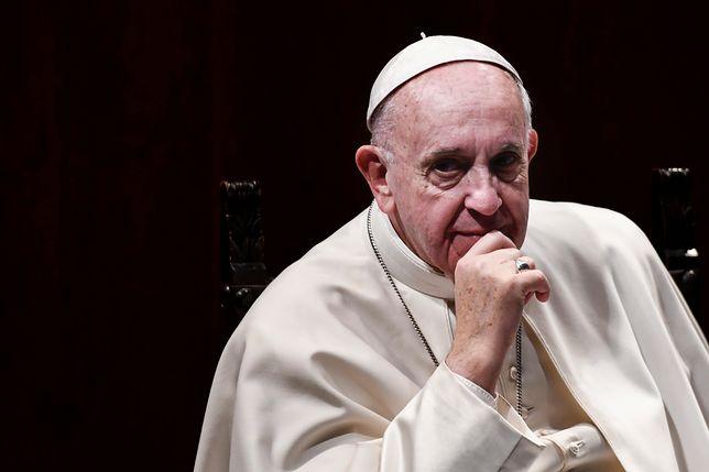 """Papież Franciszek zapowiada """"drastyczne metody"""" walki z pedofilią w Kościele"""