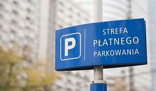 Warszawa. Nie będzie podniesienia kar za brak biletu parkingowego.