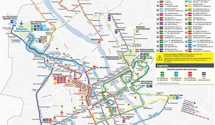 Warszawa. Dodatkowe autobusy dowiozą na cmentarze