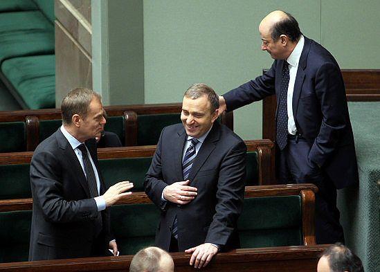"""""""Tusk i Schetyna nie są w konflikcie, to rywalizacja"""""""