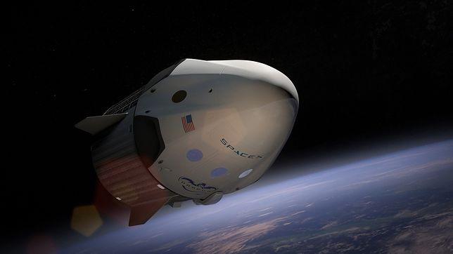 SpaceX przygotowuje się do lotów w kosmos