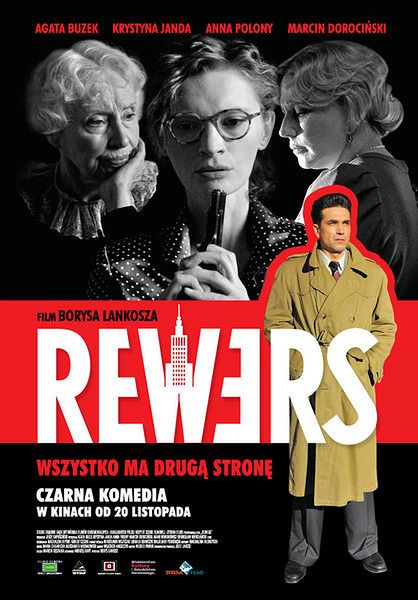 'Rewers' będzie walczył o Oskara