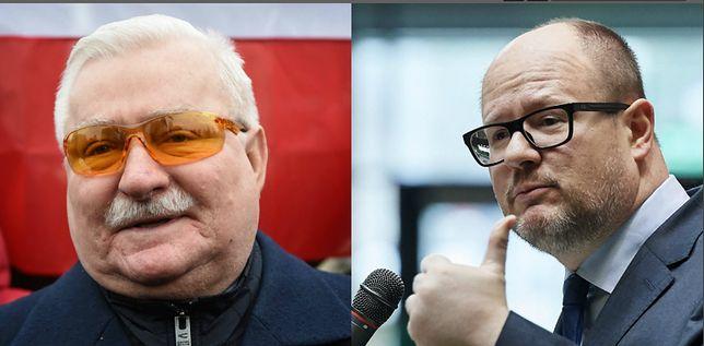 Wałęsa odpowiada Adamowiczowi. Nie posłucha apelu