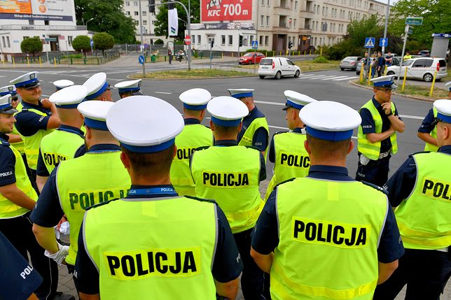 Polscy policjanci ogłaszają strajk włoski. Jest oficjalna decyzja