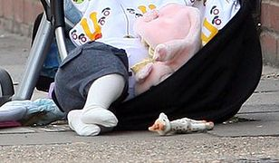 Peaches Geldof: Upuściła dziecko na ulicy! Nie przestała rozmawiać przez telefon...