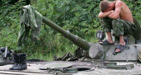 Wojna na Kaukazie. Siły i środki.