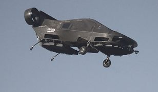 Pasażerskie drony, czyli latające samochody. Już wkrótce nad naszymi ulicami?