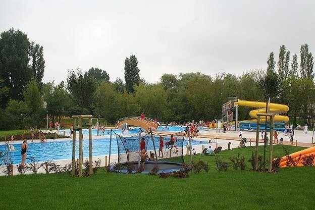 Bezpłatny wstęp na baseny w Parku Szczęśliwickim!