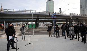 """Warszawa. Rafał Trzaskowski: """"Centrum miasta się zmienia"""""""