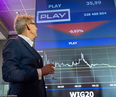 W lipcu 2017 roku na giełdę trafiły akcje Play. Jeszcze wtedy na czele spółki stał Jorgen Bang-Jensen.