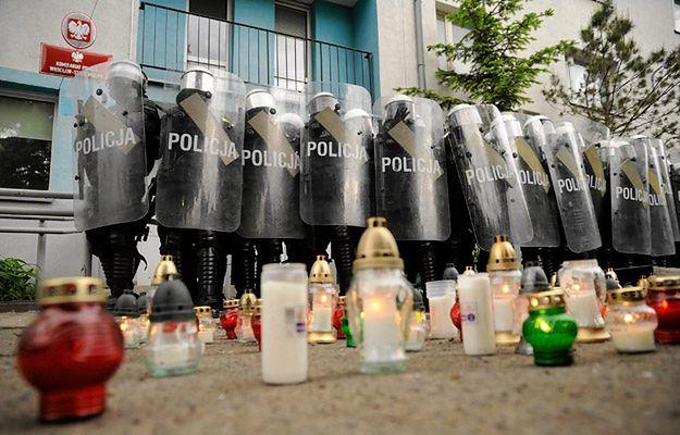 Wrocław: Kary więzienia za napaść na policjantów