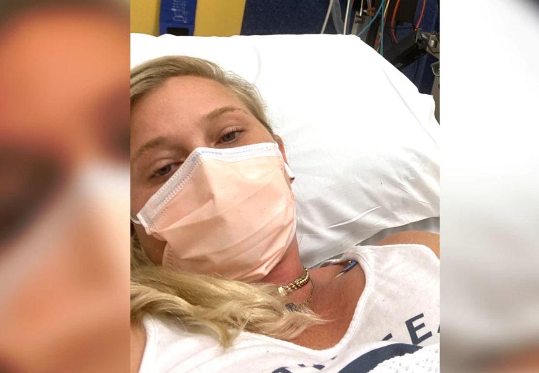Virginia Roberts musiała opuścić szpital. A nie ma wyniku testu
