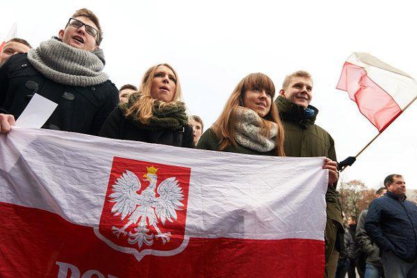 """Protest w Gdańsku """"Stop manipulacjom wyborczym!"""", 22 listopada"""