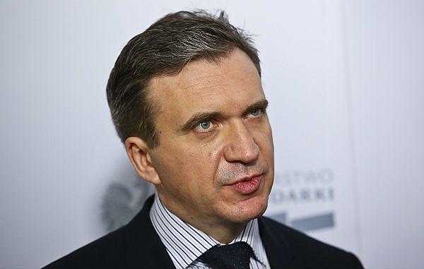 Minister gospodarki Ukrainy podał się do dymisji