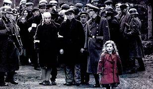 """3-letnia Oliwia Dąbrowska w """"Liście Schindlera"""""""