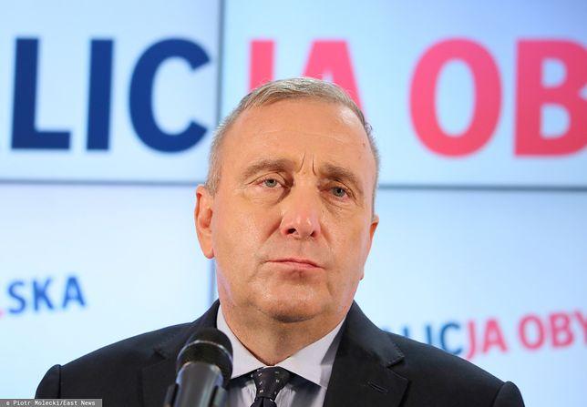 Wyniki wyborów parlamentarnych. Grzegorz Schetyna ostrzega: ujawnimy każdą próbę korupcji