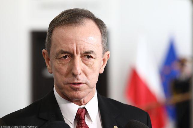 Marszałek Senatu Tomasz Grodzki skrytykował nocne procedowanie w Sejmie nad tarczą antykryzysową