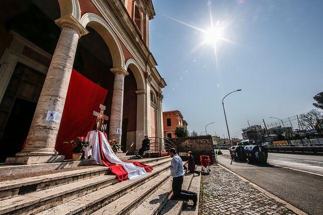 Koronawirus we Włoszech. Światełko nadziei. Rośnie liczba wyzdrowień.