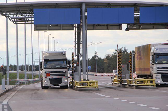 Opłaty na autostradzie A2 nie dotyczą każdego jej odcinka i nie wszędzie są takie same