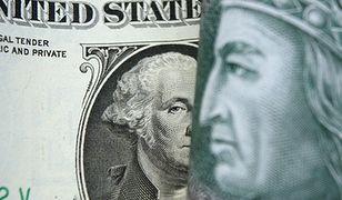Dane z rynku pracy w USA zawiodły. Dolar pod presją