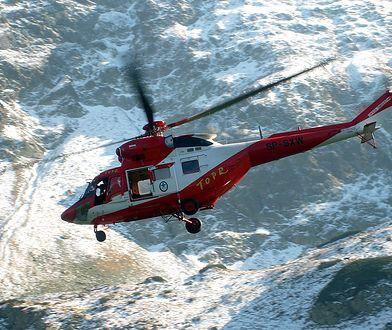 W Polsce nie płacimy za akcje ratunkowe - nawet za transport helikopterem