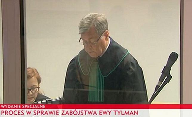 TVP Info nie zagłuszyła wszystkich nazwisk podczas procesu ws. Ewy Tylman. Stacja przyznaje się do wpadki