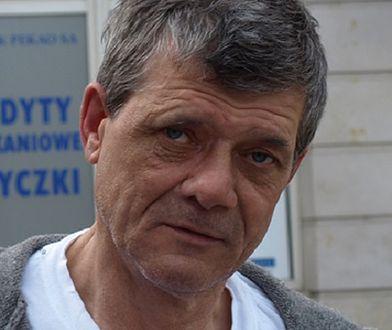 """Henryk Gołębiewski, aktor naturszczyk. Znany przede wszystkim z ról młodzieńczych z serialów lat 70. oraz z filmu """"Edi"""""""